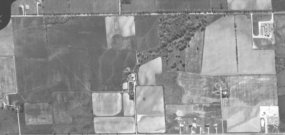Aerial Shot Meadowvale