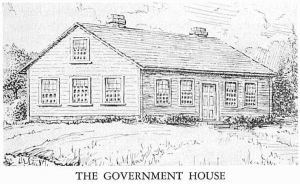 Government House, mouth of the Credit River