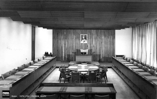Peel-County-Council-Chambers,-circa-1967,-PN2008_00699
