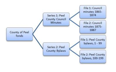 Peel County flow chart