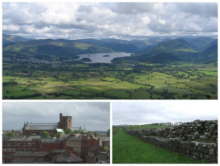 Cumbria-Collage