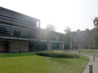 Carlisle Archive Service building