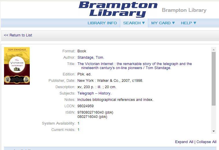 Marvelous Brampton Library2