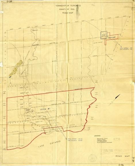 TT 1951 map