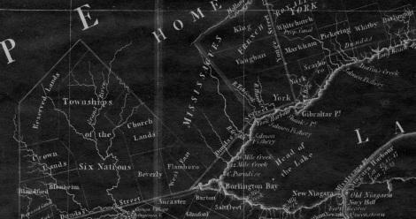 Upper Canada, 1800