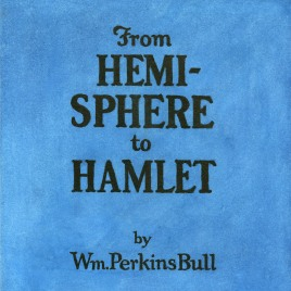 From Hemisphere to Hamelt - cover (cropped)